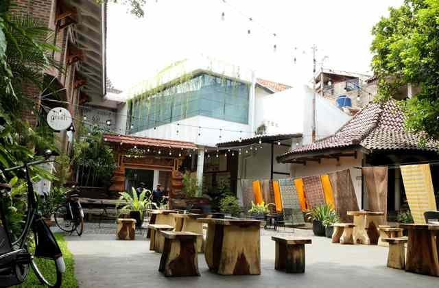 Kampung Wisata Kreatif Cigadung