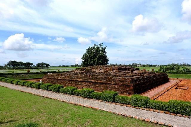 Situs Batujaya Candi Jiwa