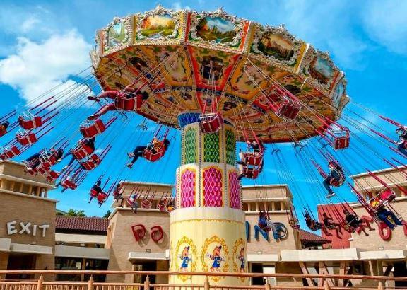 tips rekreasi ke theme park Dufan