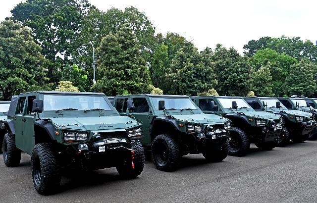 Kendaraan Maung Pindad
