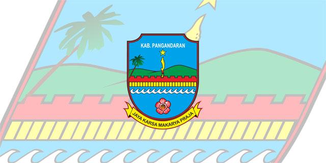 lambang kabupaten pangandaran