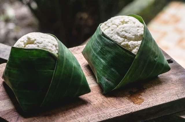 Keju Dangke asli Nusantara