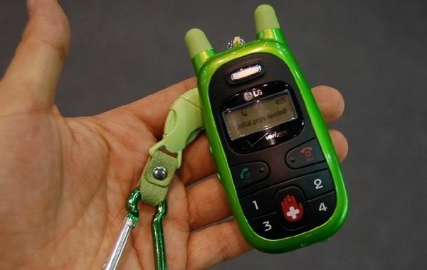 Ponsel LG Migo VX1000
