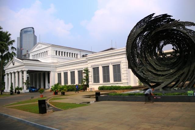 Museum Nasional, Museum Seni Rupa Indonesia
