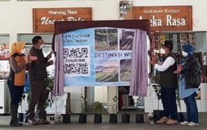 Launching scan jabar scan cianjur