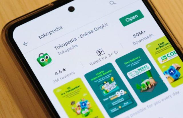 startup Tokopedia