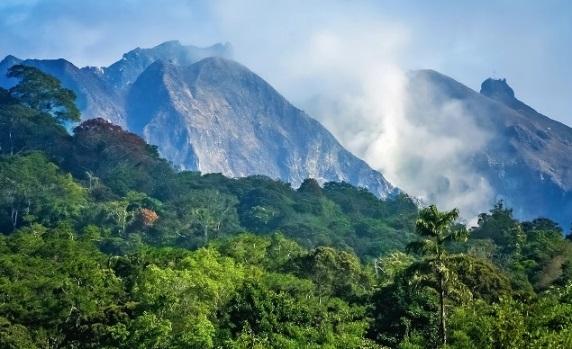 Ekowisata Gunung Sibayak Sumatera Utara