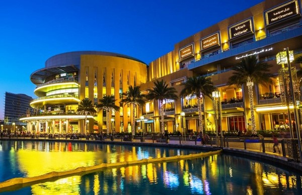 Mall terbesar di dunia