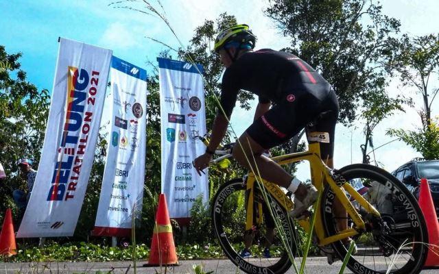 belitung triathlon 2021