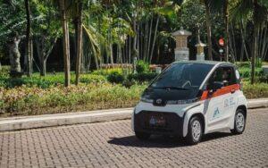 ev smart mobility
