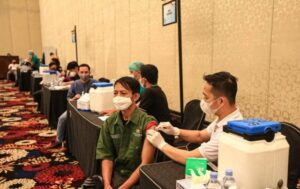 Vaksinasi Kota Bandung