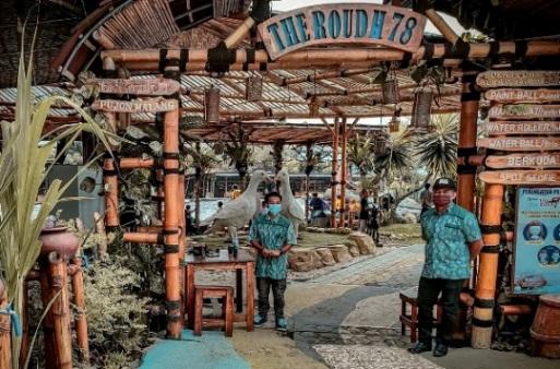 The Roudh 78 desa wisata