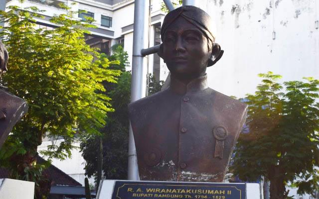 RA Wiranatakusumah II bandung